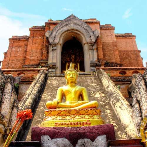 Храм Большой ступы, Таиланд