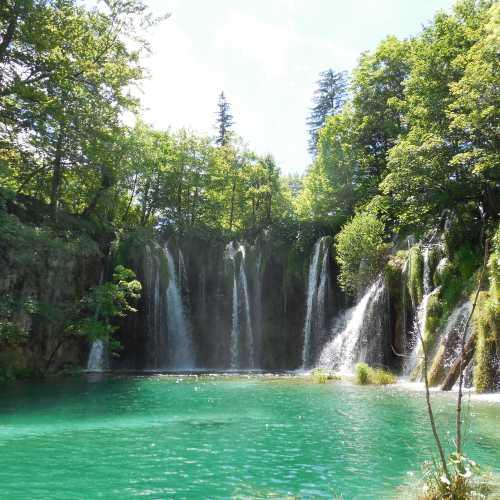 Национальный заповедник Хорватии Плитвицкие озера