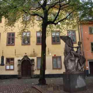 Улочки Стокгольма