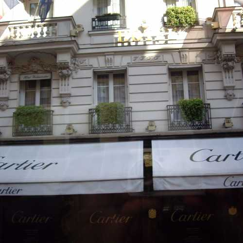 На улочках Парижа