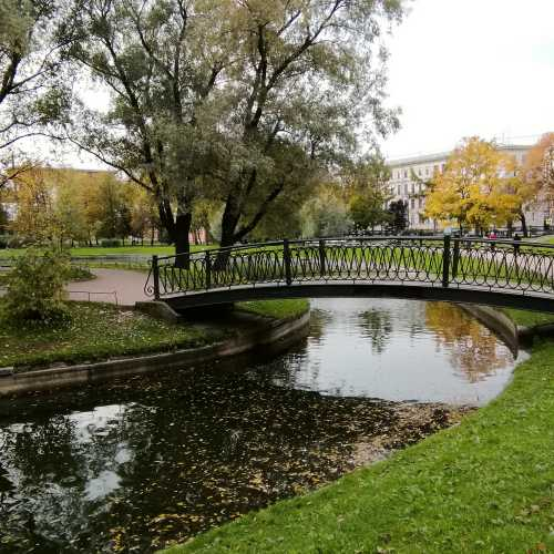Санкт-Петербург. Юсуповский сад