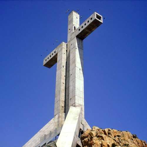 Cruz del Tercer Milenio, Chile