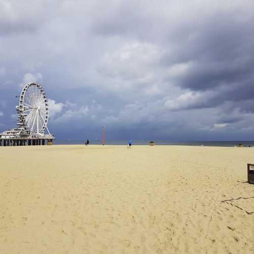 Scheveningen strand