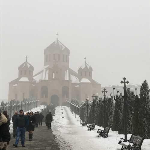Кафедральный собор в Ереване