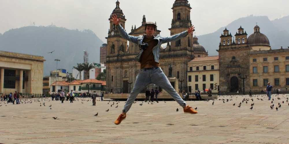 Колумбия фото