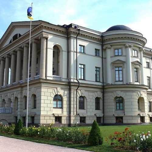 Kirill Razumovsky Palace, Ukraine