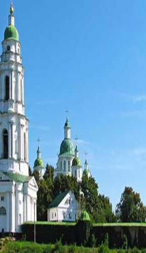 Mgarsky Monastery, Ukraine