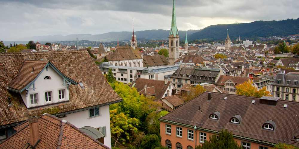 Швейцария фото
