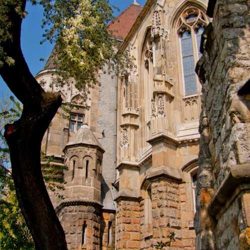 Vajdahunyad Castle, Hungary