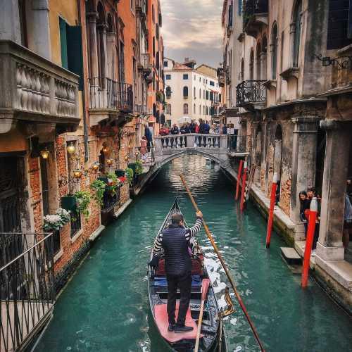 Гондола, Венеция