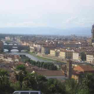 Флоренция, лето 2008 года