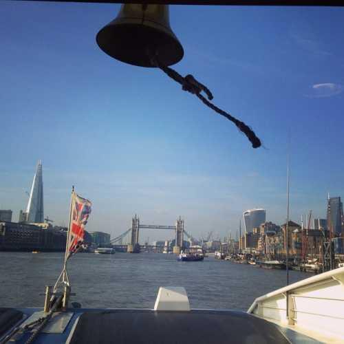 Лондон, 2015