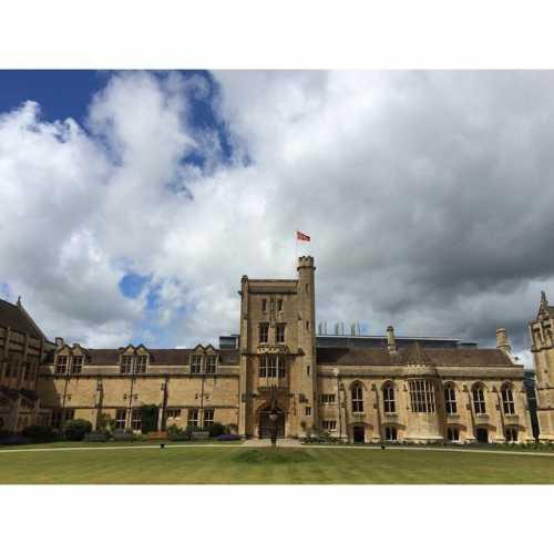 Оксфорд, 2015