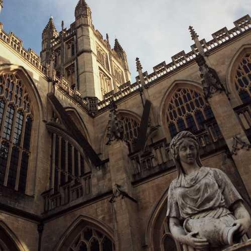 Bath Abbey, United Kingdom