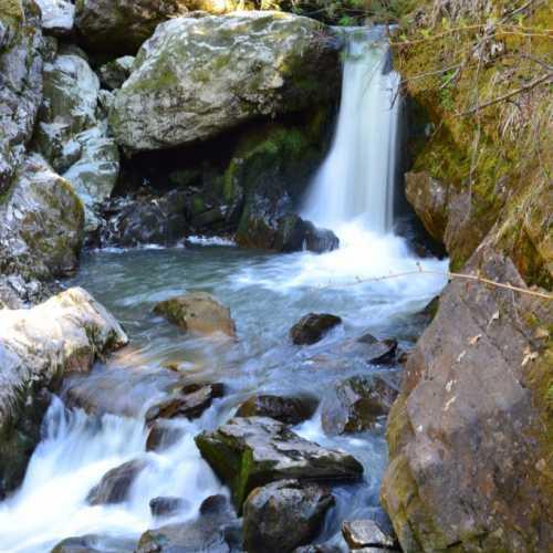 Три водопада. п.Артыбаш