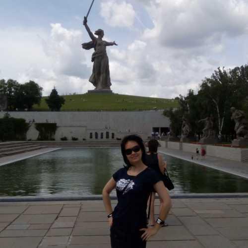 Родина мать, Волгоград