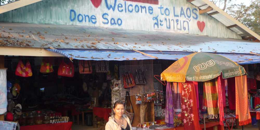 Лаос фото