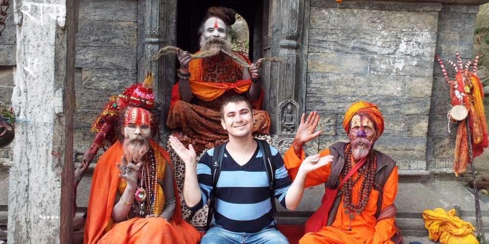 Непал фото