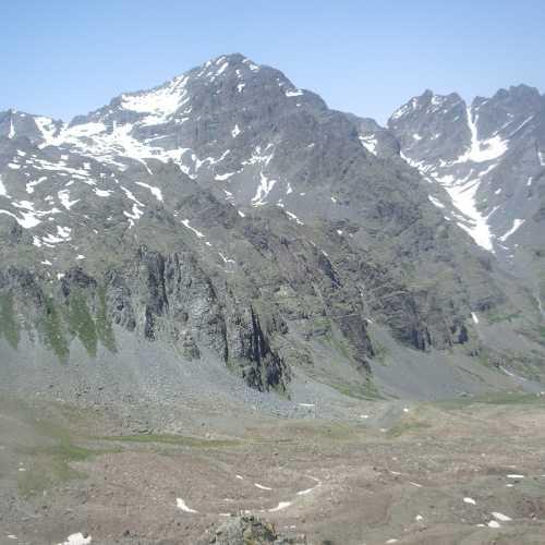 гора Качкар, Турция