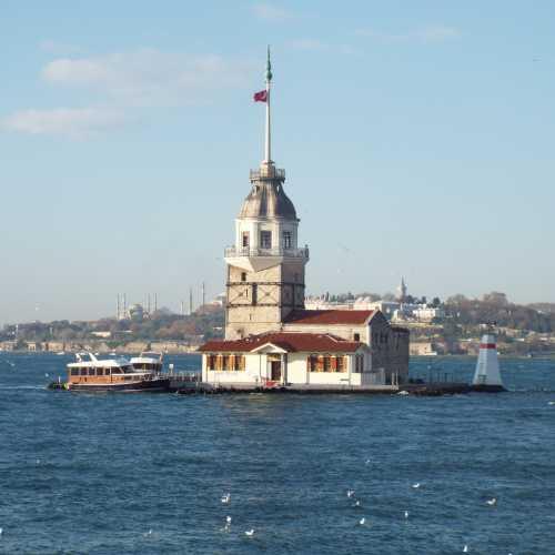Девичья башня, Турция