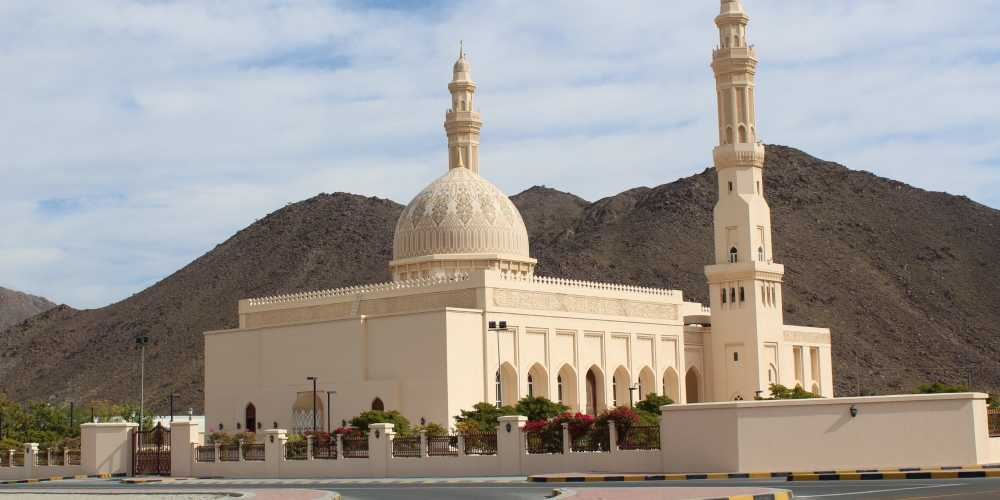 Оман фото
