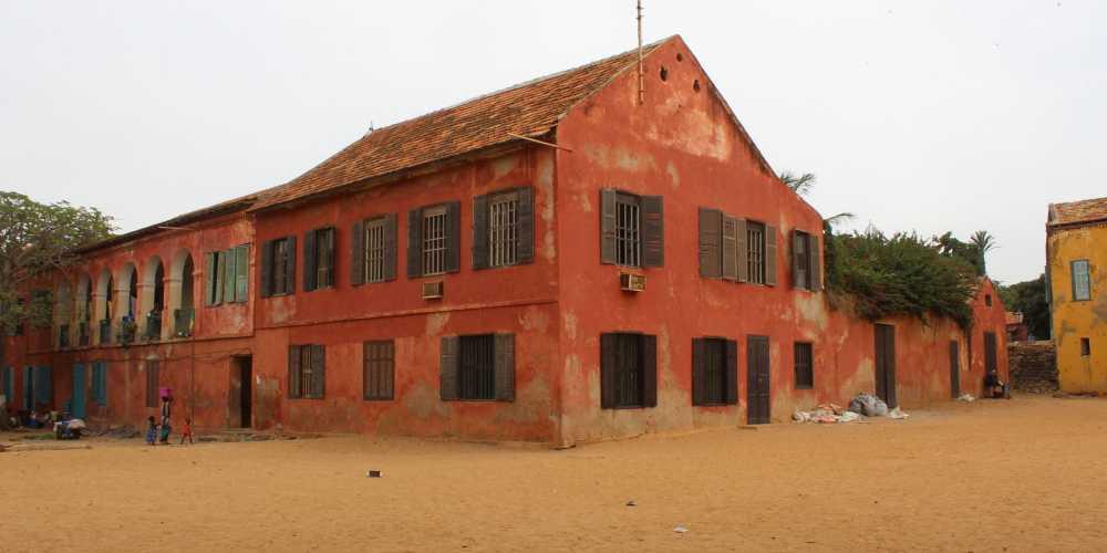 Сенегал фото