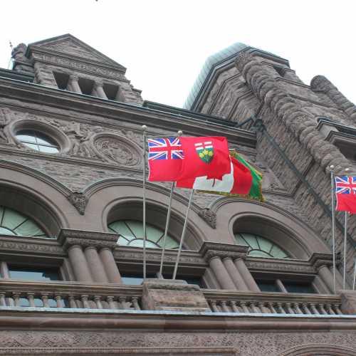 Здание законодательного собрания, Canada