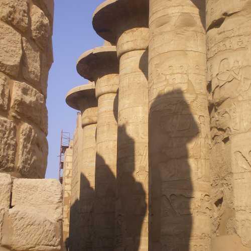 Луксорский храм, Egypt