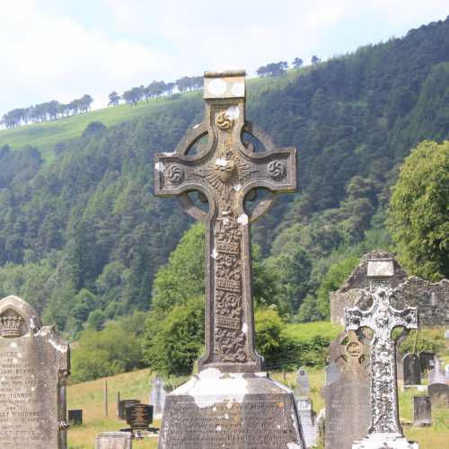 Глендалох, Кельтские захоронения, Ирландия