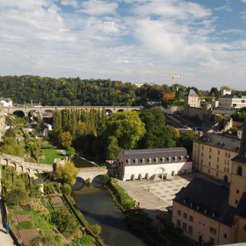 Luxembourg, Luxembourg
