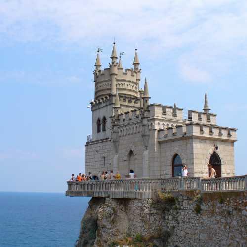 Swallows Nest, Crimea