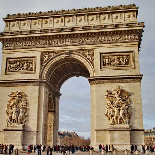 Arch of Triumph, France