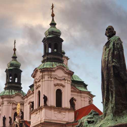 Староместская площадь, Чехия
