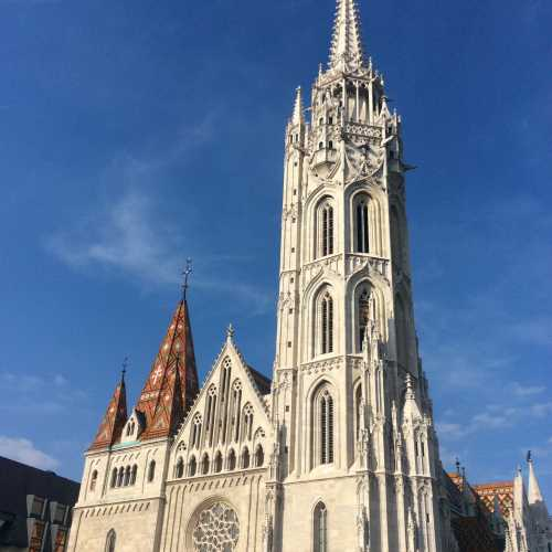 Matthias Church, Hungary