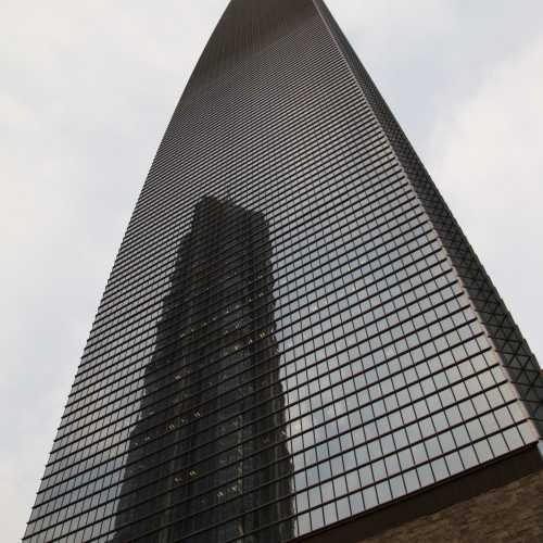 Шанхайский всемирный финансовый центр, China