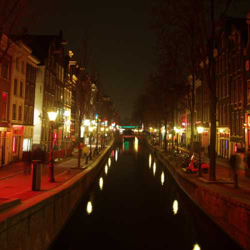 Red Light District, Netherlands