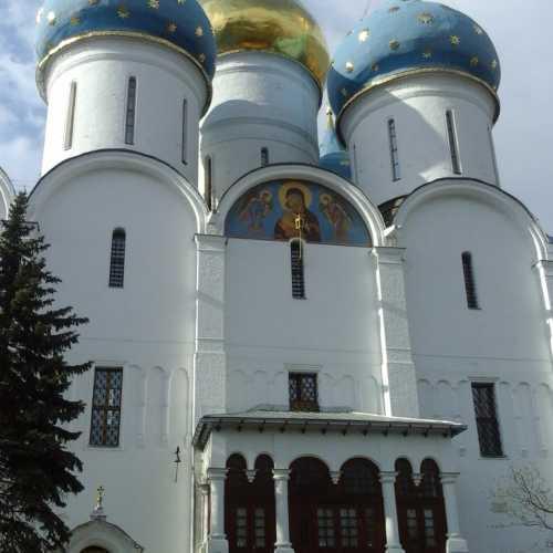 Троице-Сергиева Лавра, Россия