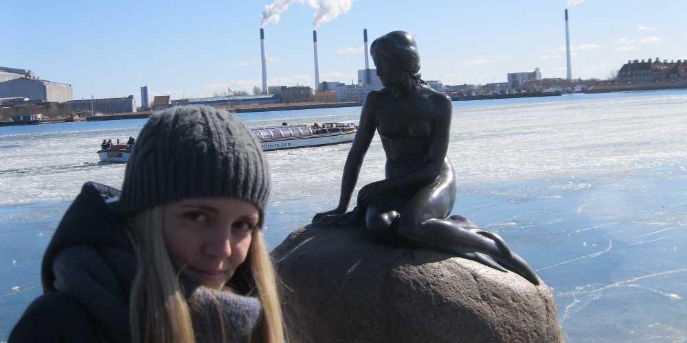 Дания фото