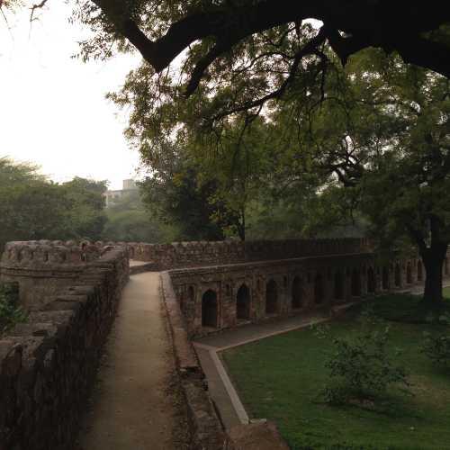Гробница Хумаюна, India