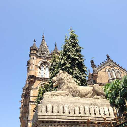 Вокзал Чхатрапати-Шиваджи (бывший Виктория-Терминус), India