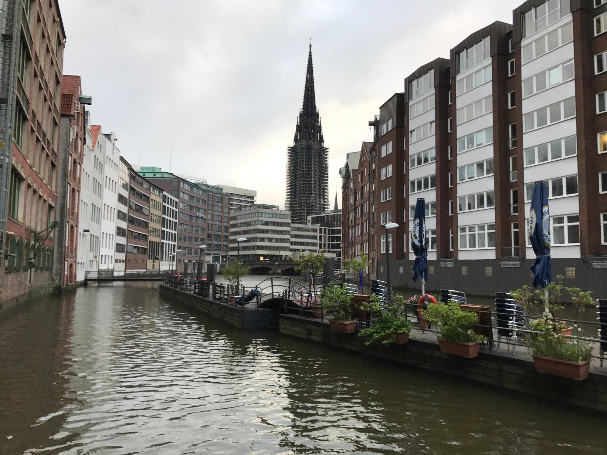 гамбург фото города в сентябре боялся