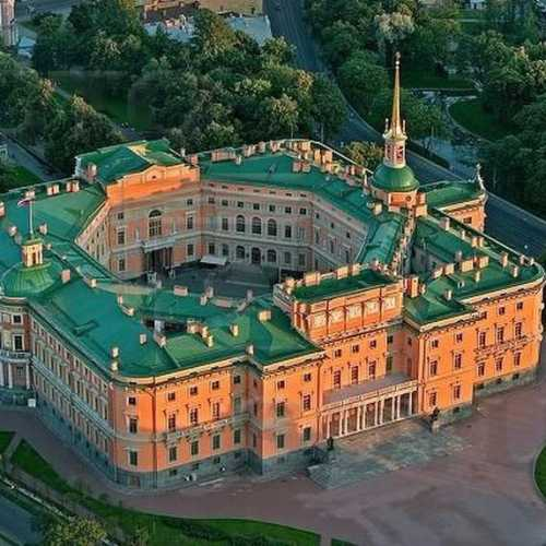 Saint Michael's Palace, Russia