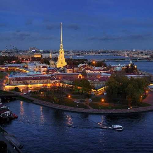 Peter and Paul Fortress, Russia