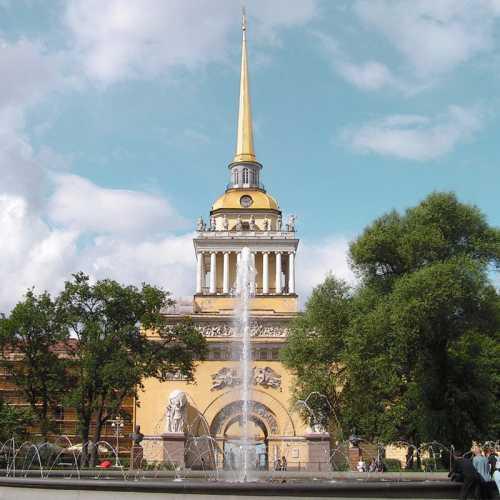 Адмиралтейство, Россия