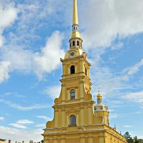 Saints Peter and Paul Cathedral, Russia