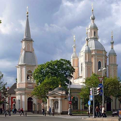 Saint-Andrew Cathedral, Russia