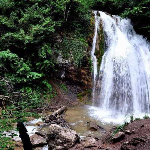 Водопад Джур-Джур, Crimea