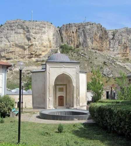 Мавзолей Хаджи-Гирея, Крым