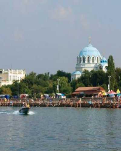 Yevpatoria, Crimea