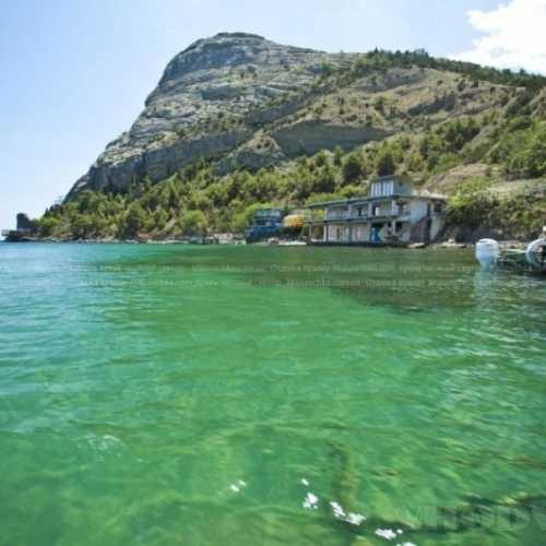 Зеленая бухта, Crimea